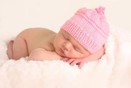 Danksagung zur Geburt des Babys